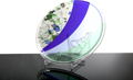 Glass art and glass ware